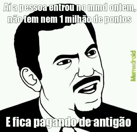 Verdade! - meme