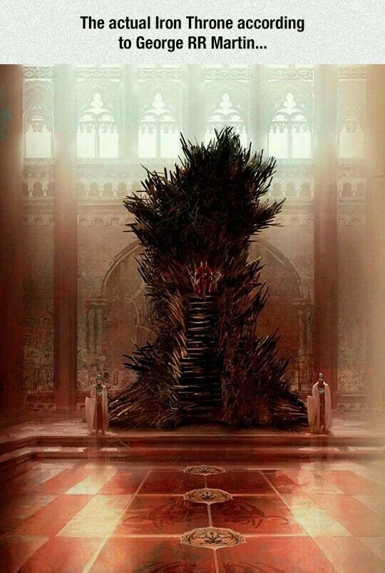 Since you guys are so interested in Game of Thrones here's one
