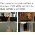I'm always alone