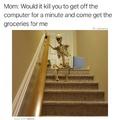yes, it will kill me