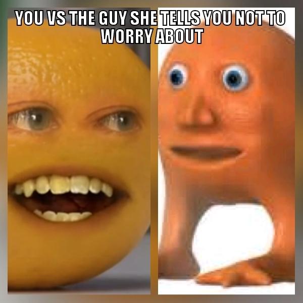 Ooh look at me I'm so fucking original - meme