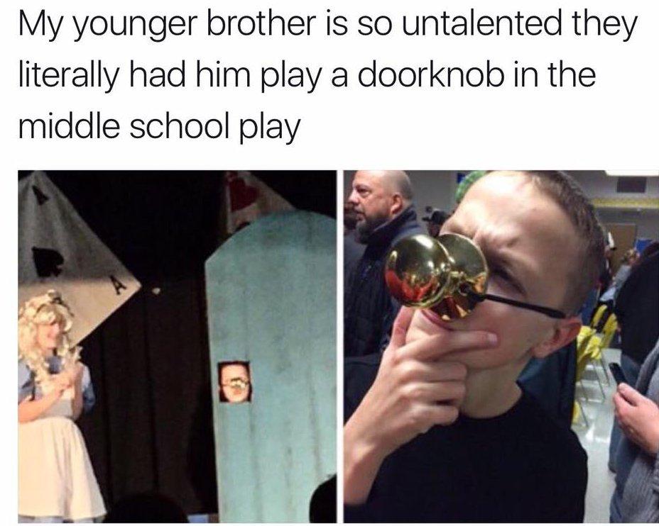 Doorknob - meme