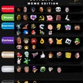 Ultimate list meme edition