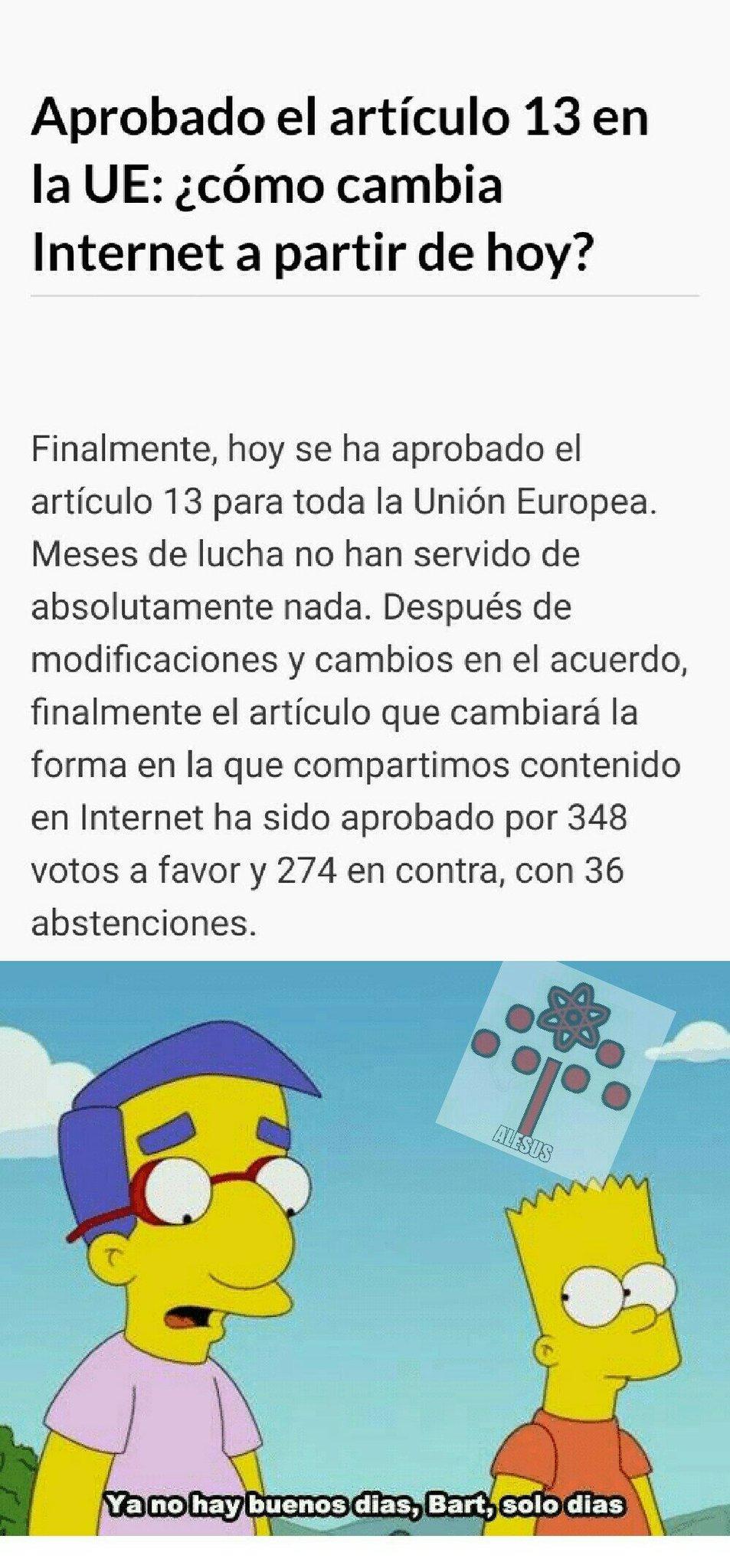 Esto afectara a toda la gente de habla hispana ya que el server español es de TODOS - meme