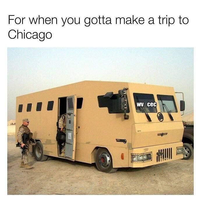 Chicago - meme