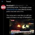 *Atlanta burning* Didnt yall already do that once?