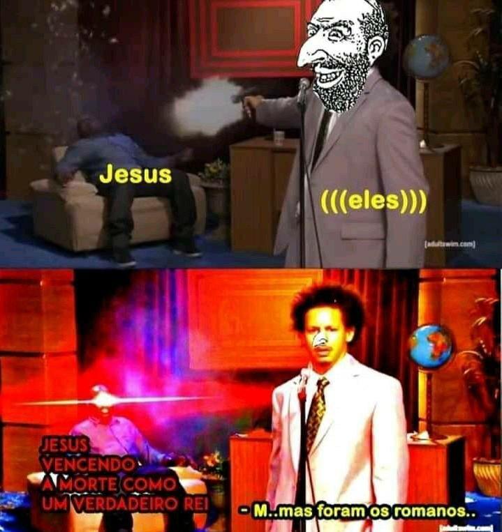 Romanos 10:9 - meme
