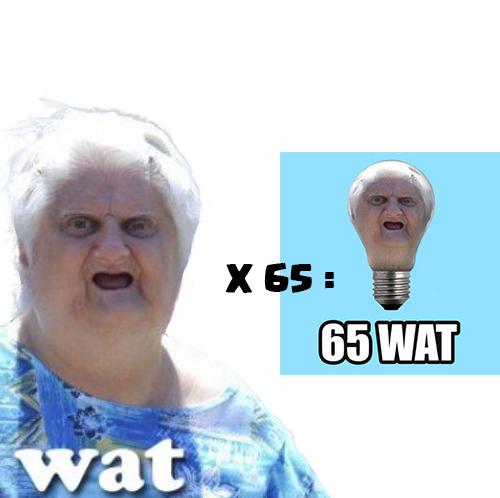 espera..... wat - meme