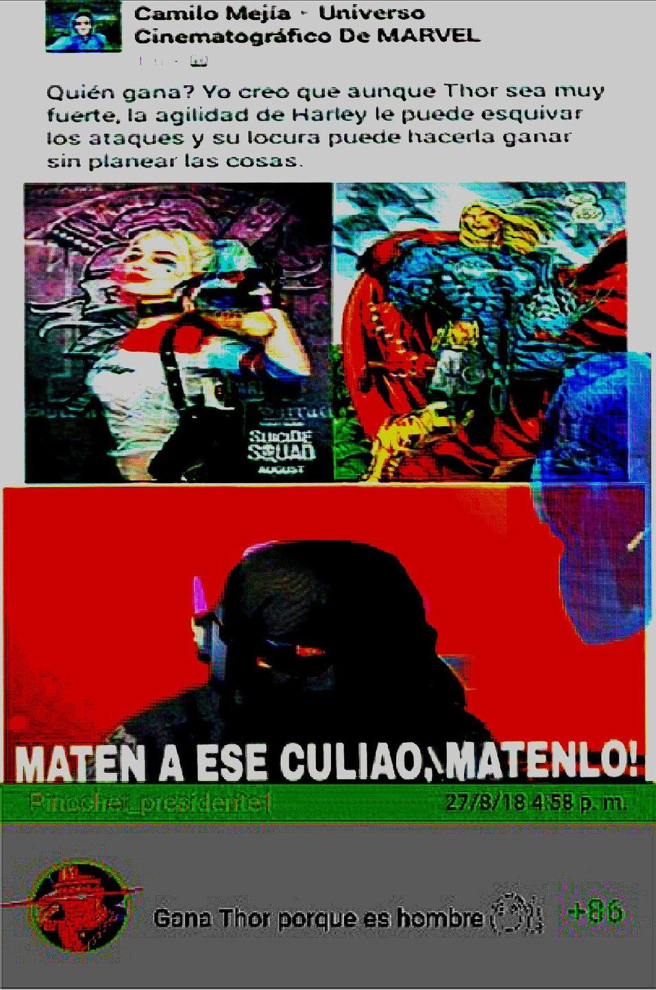 Machista Opresor - meme