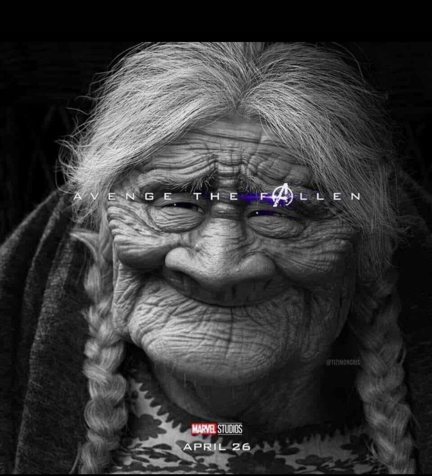 Mama coco - meme