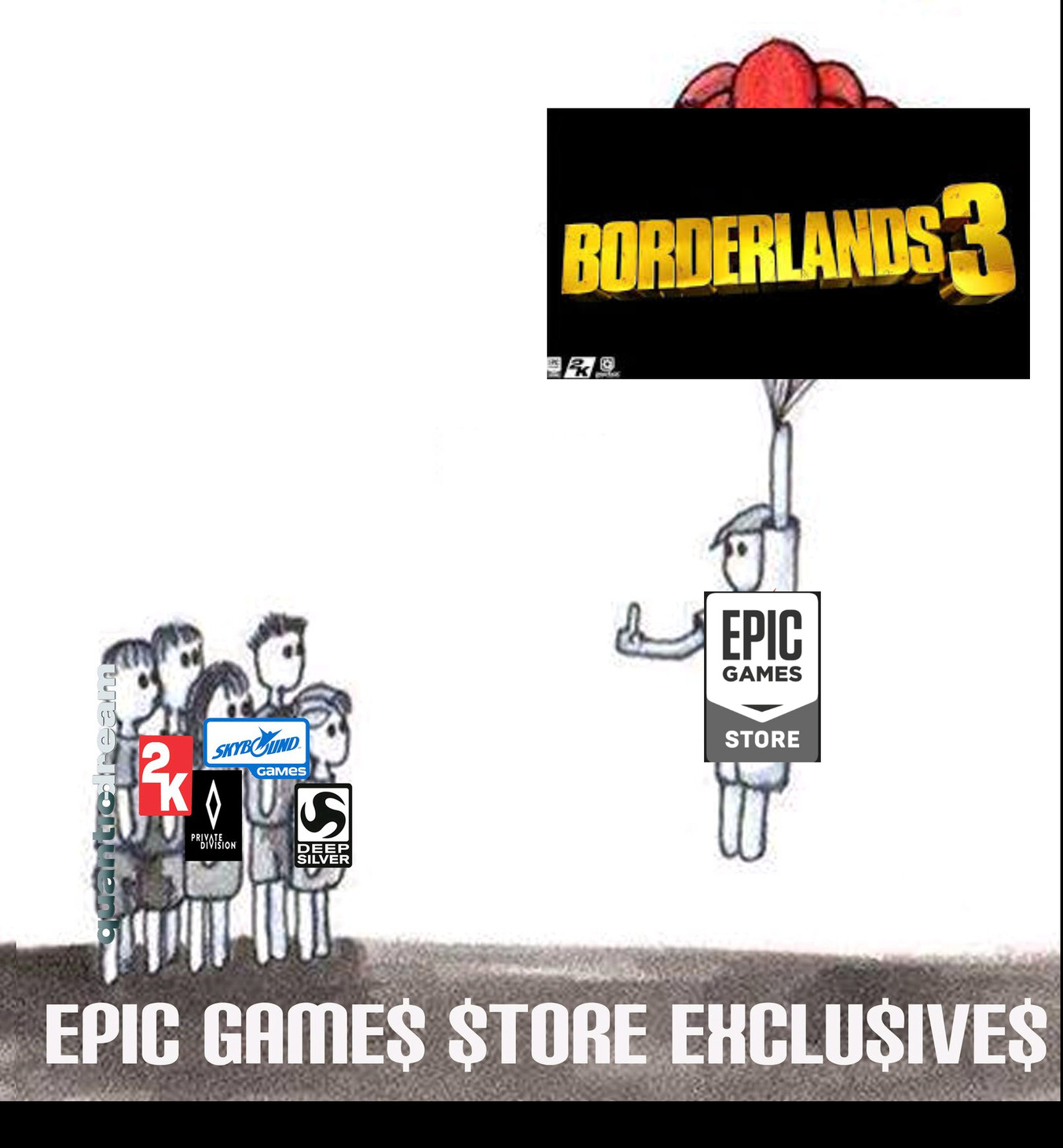 The best borderlands 3 memes :) Memedroid
