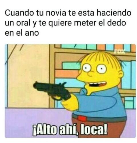 No no no - meme