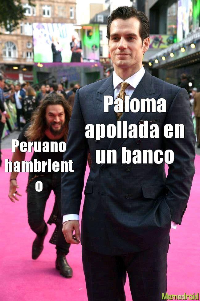 Peruanooo - meme