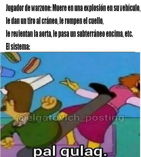 Pal gulag :son: - meme
