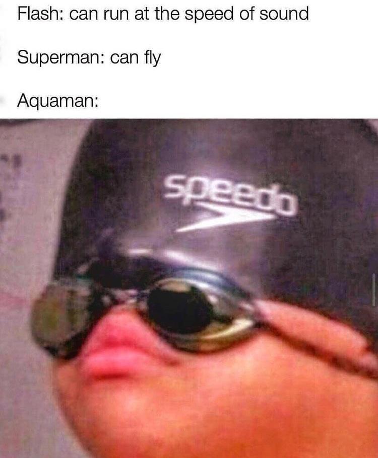 swim - meme