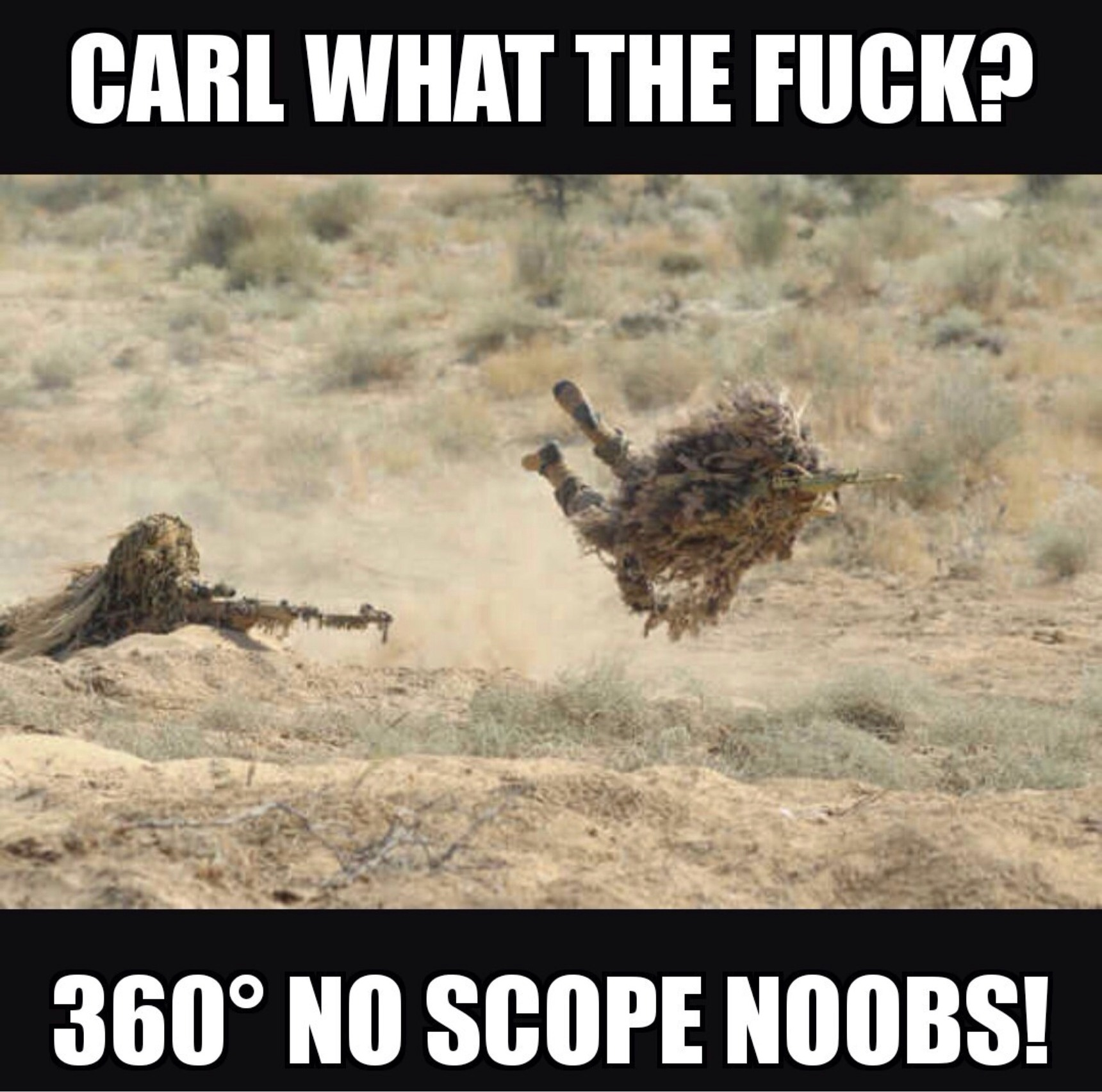 Carl is mlg ad - meme