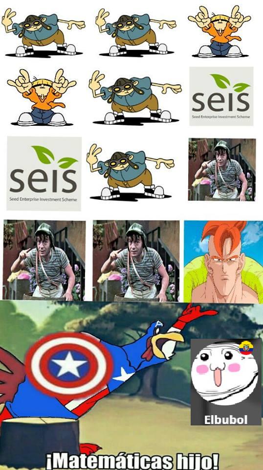 Referencias por todos lados - meme