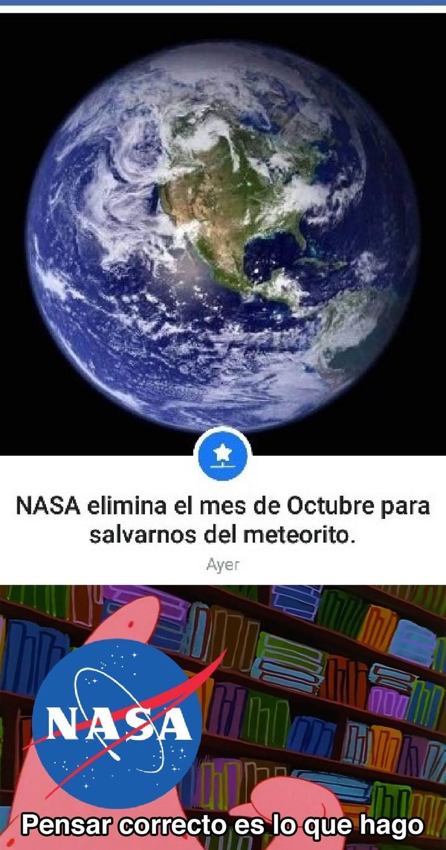 Nasa - meme