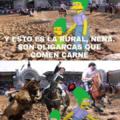 GAUCHOS VS VEGANOS