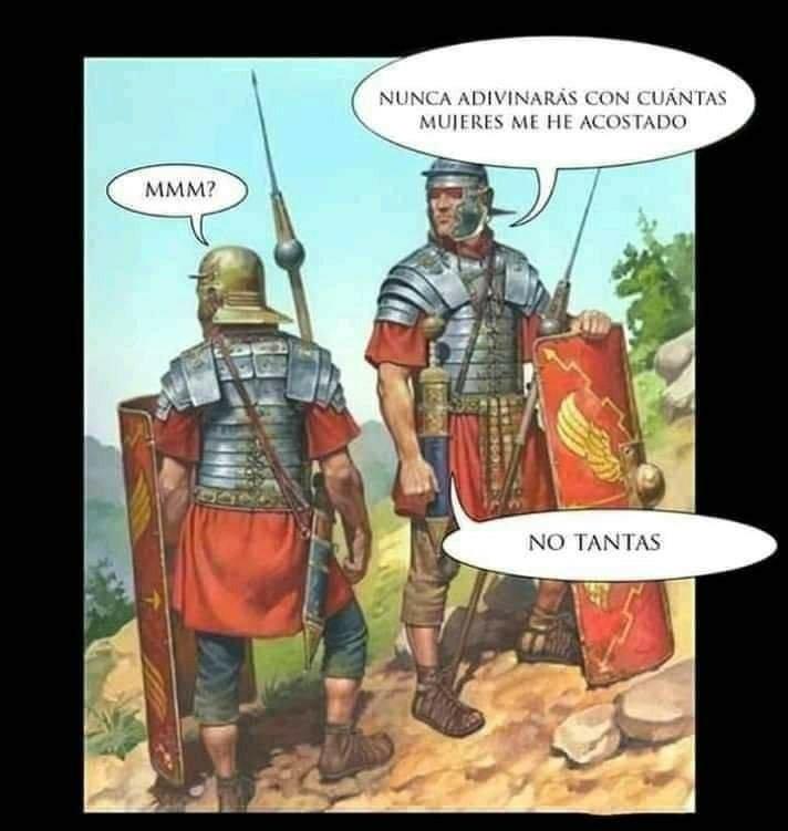 Numeros Romanos - meme