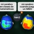 Mi cerebro cuando...