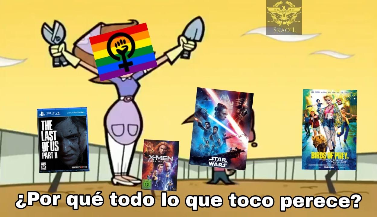 Viva el heteropatriarcado!!!! - meme