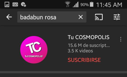 Badabun Rosa - meme