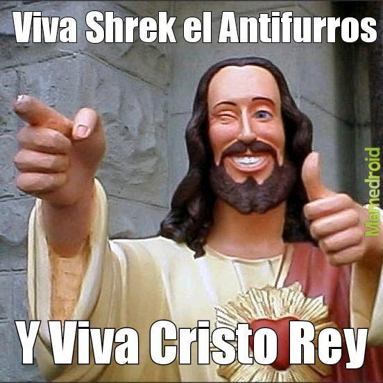 Viva Cristo Rey ;) - meme
