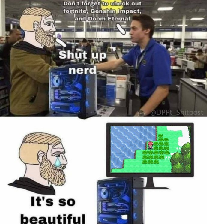 PC Gamers are the true master race - meme