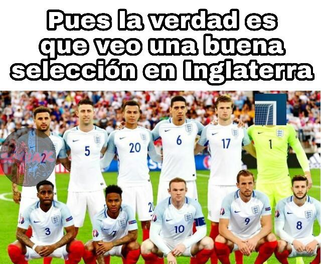 Una pena lo de Colombia, animo, ¡que no decaiga! - meme