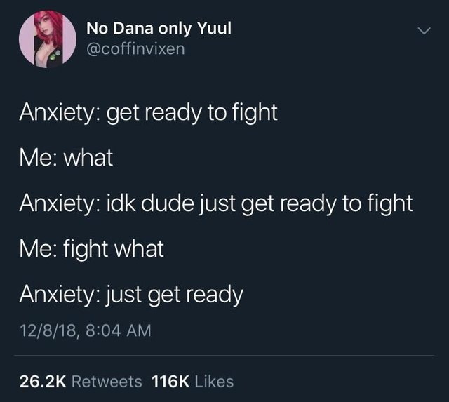 Get ready to fight! - meme