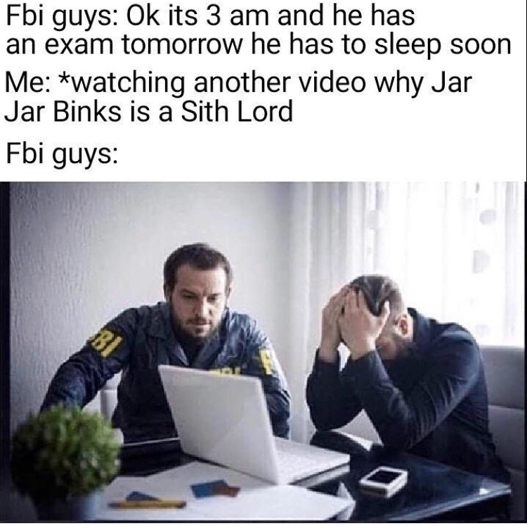 jar jar will be in episode 9 - meme