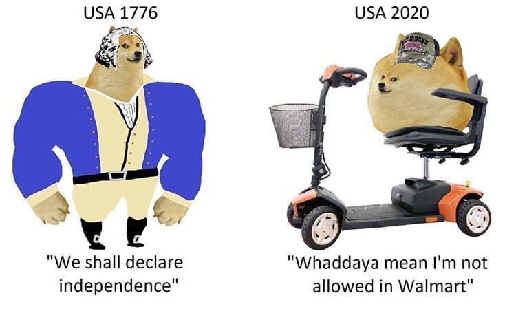 Haha American jokes - meme