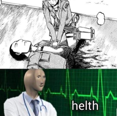 healt - meme