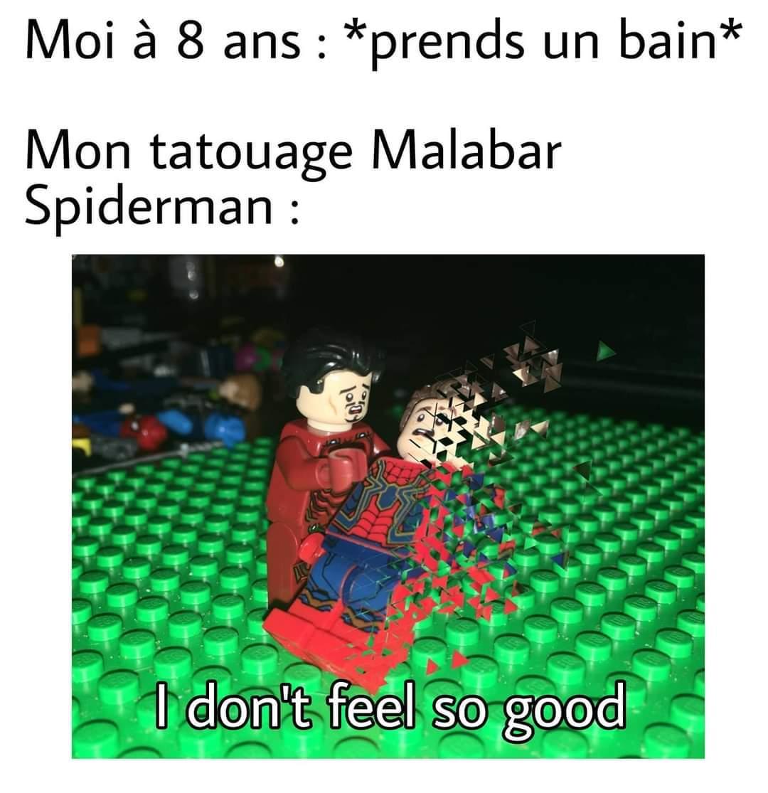 Les malabar c'était vraiment dégueulasse par contre ( ಠ ʖ̯ ಠ) - meme