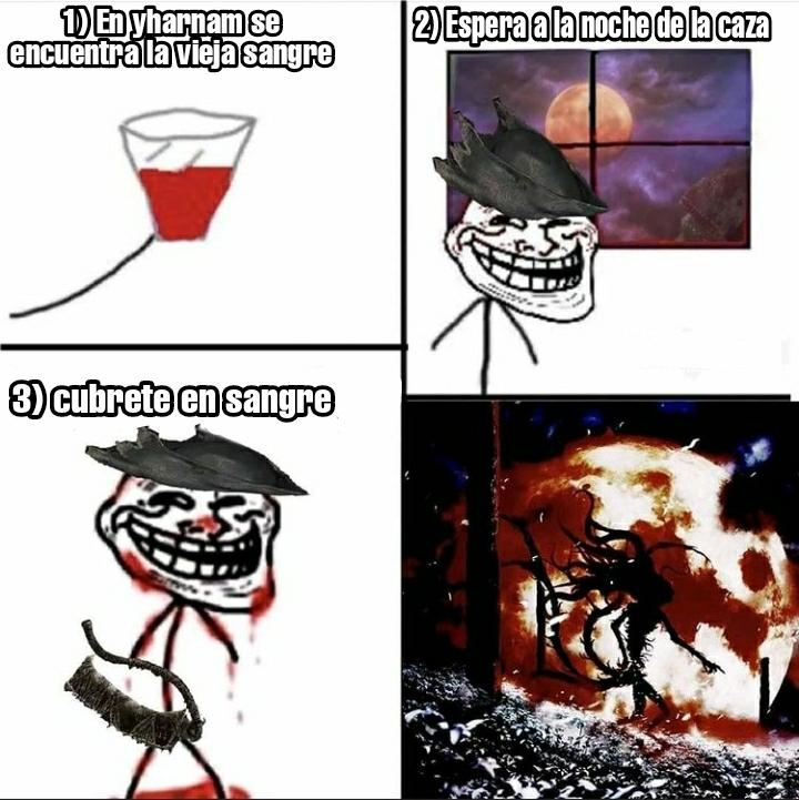 Le epic troll a le old gods - meme