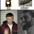 Hombre del tanque