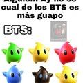 BTS Son iguales