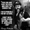 R.I.P. Lemmy (1945-2015)