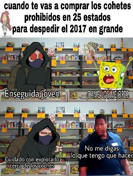 Adios 2017 - meme
