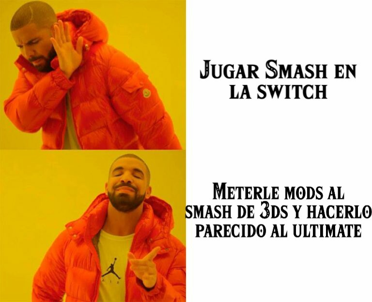 Smash Ultimate - meme