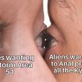 Kyles & Aliens