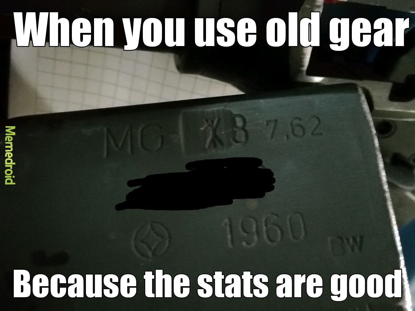 Mg 42, the famous one - meme