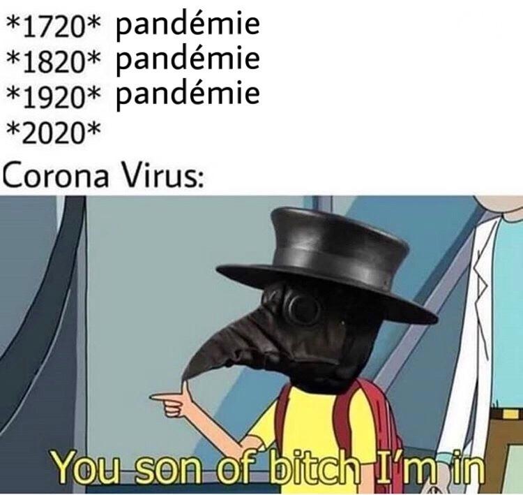 covid 20 - meme