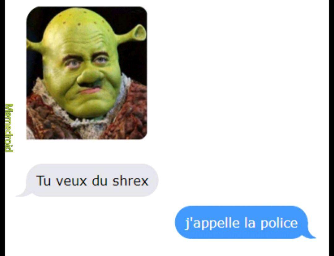 Moi aussi j'appelle la police - meme