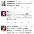 Enquanto isso no Twitter