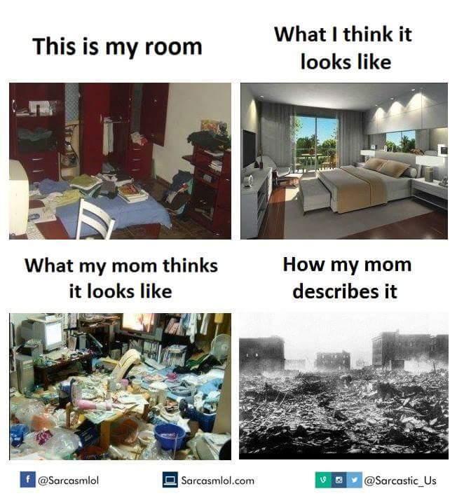 Room - meme
