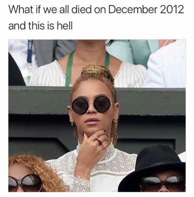*suspense music* - meme