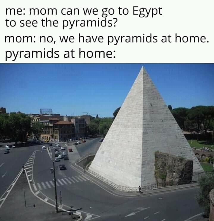 Pyramids - meme
