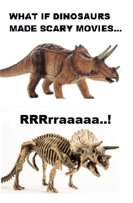 Dino Intelligence - meme